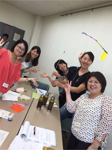 ままてらす支部福岡の活動